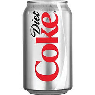 Coca Cola diet - 330ml