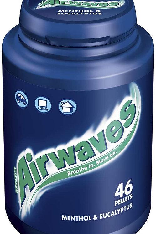 Airwaves Menthol bottle - Pack-46