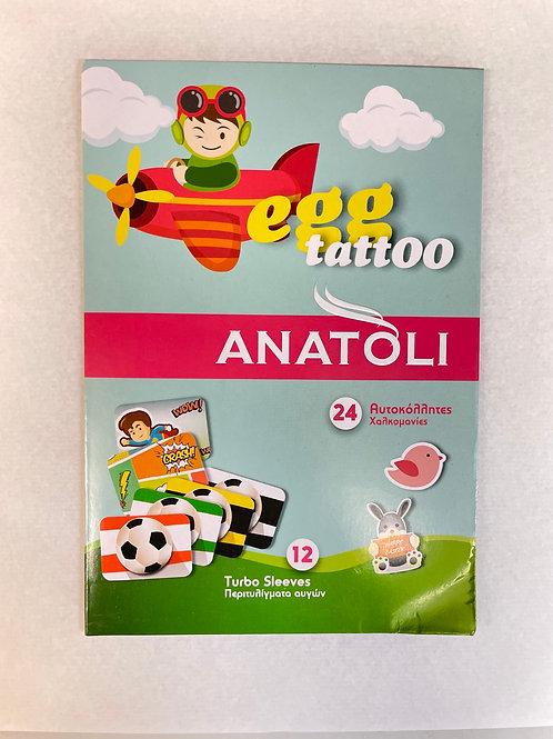 Anatoli Egg Tattoo