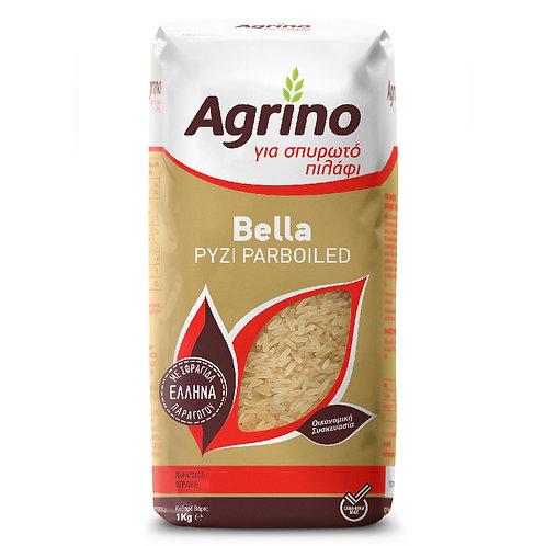 Agrino Bella Parboiled Rice - 1kg