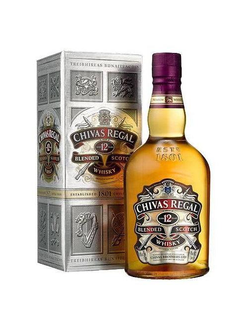 Chivas Regal 12Year Whisky - 700ml