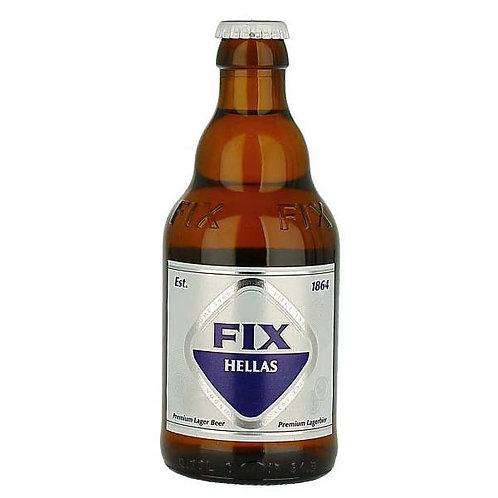 Fix Hellas beer - 330ml
