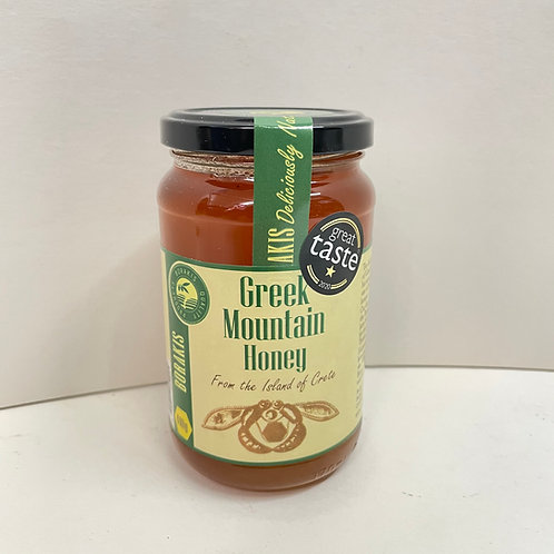 Borakis Greek Mountain Honey - 440gr