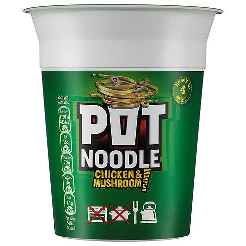POT Noodle Chicken&Mushroom