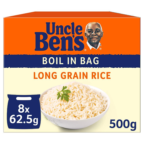 Uncle Ben's Long Grain 10' - 500gr