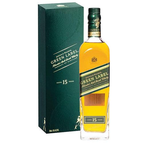 Johnny Walker Green Label - 700ml