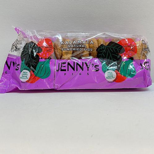 Jenny's Greek Dry Figs - 397gr