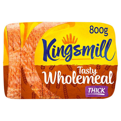 KingsMill Wholemeal Thick - 800gr