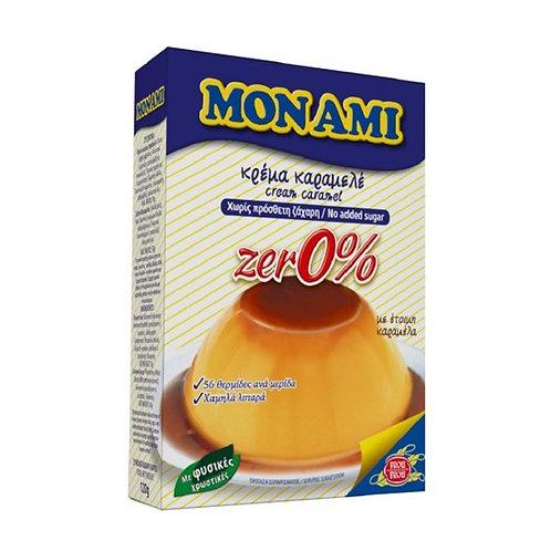 Monami Cream Caramel Zero - 120gr