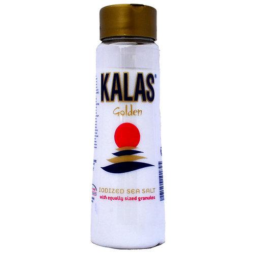 Kalas Golden Coarse Sea Salt shaker - 450gr