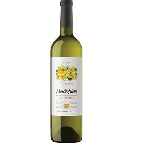 Moshofilero Mantineia flowers White wine - 750ml