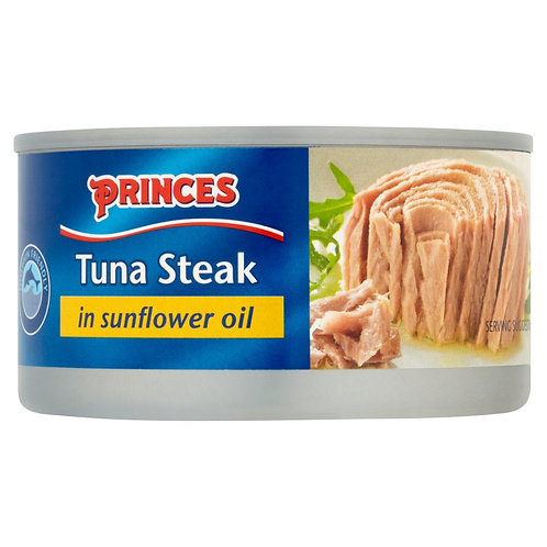 Princes Tuna Steak Sunflower oil - 160gr