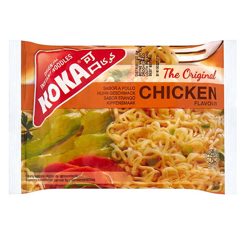 Koka Noodles Chicken - 85gr