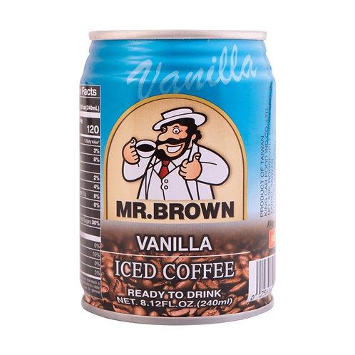 Mr. Brown Vanilla - 240ml