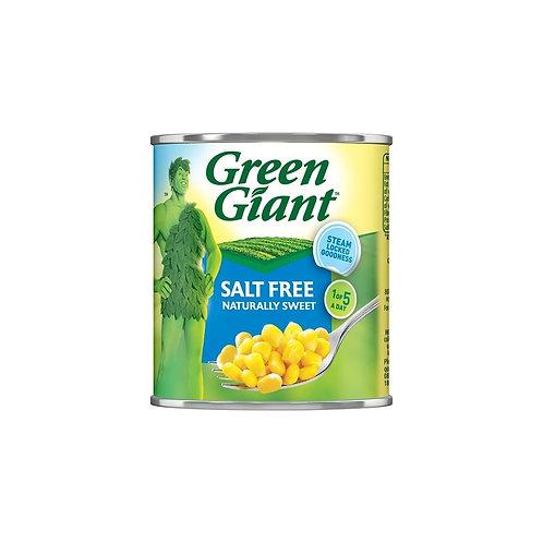 Green Giant sweet corn salt free - 198gr