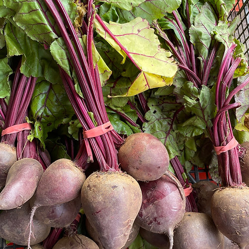 Beetroots Leafy - bunch