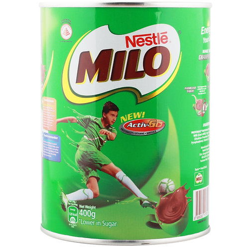 Nestle Milo chocolate  Drink - 400gr
