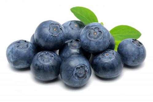 Blueberries per pack