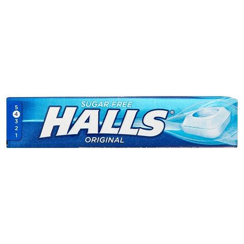 Halls Menthol Original sugarfree - Pack