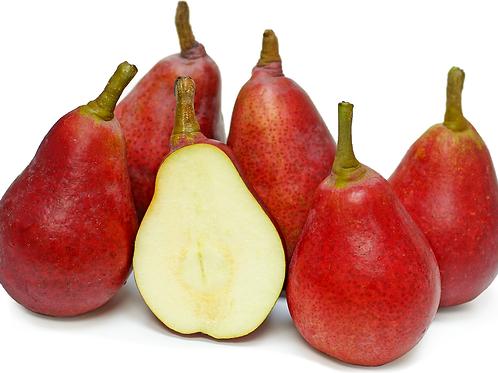 Pears Red - per kg