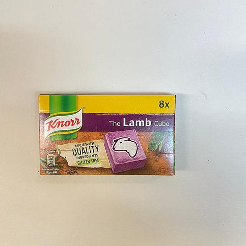 Knorr Stock Cube Lamb 8s - Pack