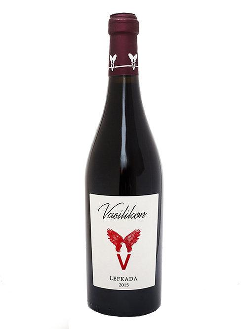 Vasilikon Lefkada Red Wine - 750ml
