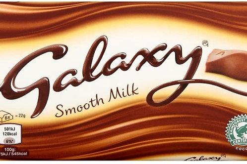 Galaxy Smooth milk - 110gr