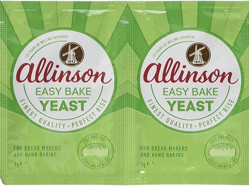 Allinson Yeast 2x7gr