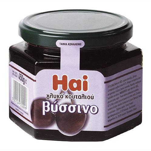 Haitoglou Traditional Sweet Sour Cherry 450gr