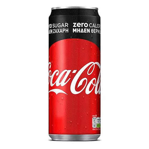 Coca Cola zero - 330ml