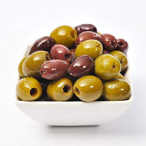 Mix Marinated Lemon & Herb Olives - per kg