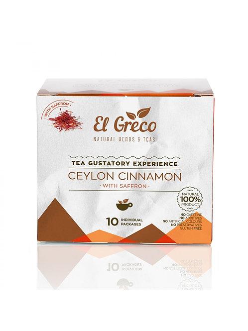 El Greco Cinnamon&Clove tea - Pack-20