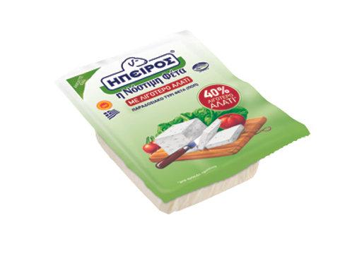Epiros Feta -40% salt VP - 200gr