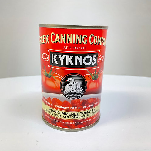 Kyknos Chopped Tomatoes - 400gr