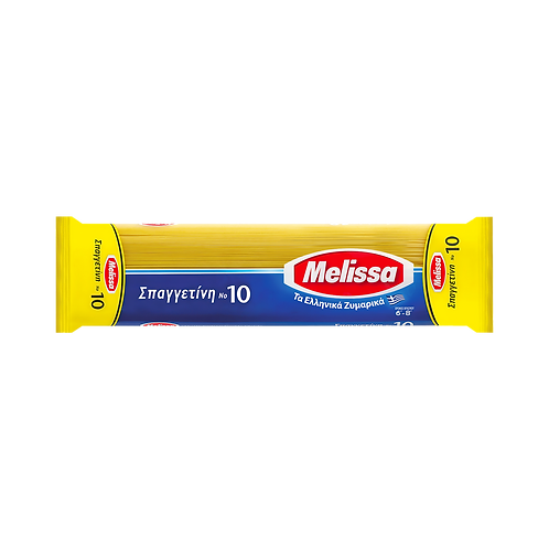 Melissa Spaghettini No.10 - 500gr