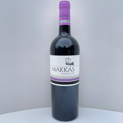 Makkas Lefkada Red Wine