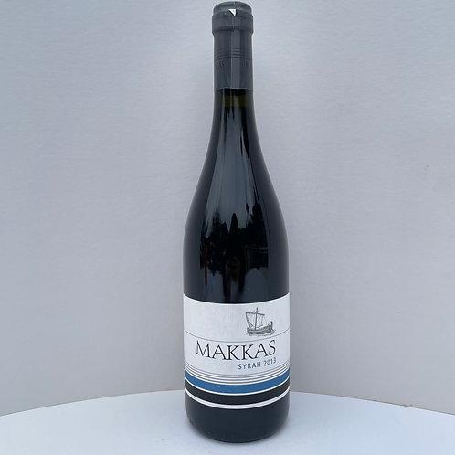 Makkas Syrah Red Wine