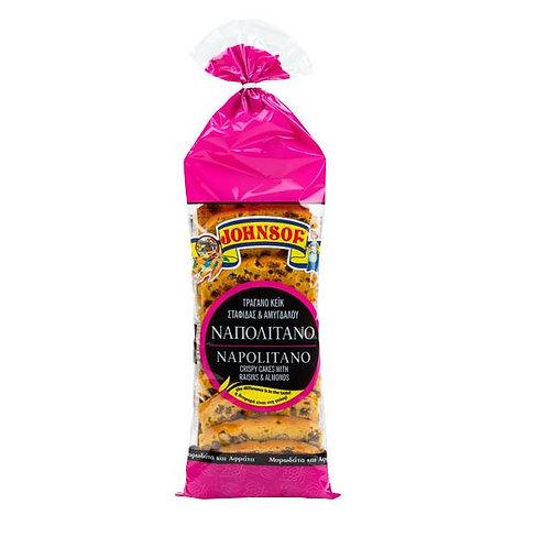 Johnsof Napolitano cookies - 240gr