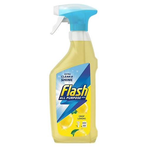 Flash Spray All Purpose Lemon - 469ml