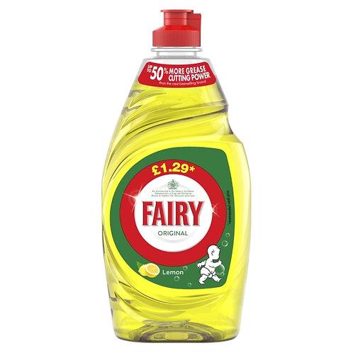 Fairy Liq Lemon - 433ml