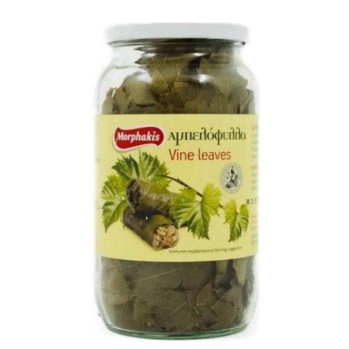 Morphakis Vine Leaves in Brine 1kg