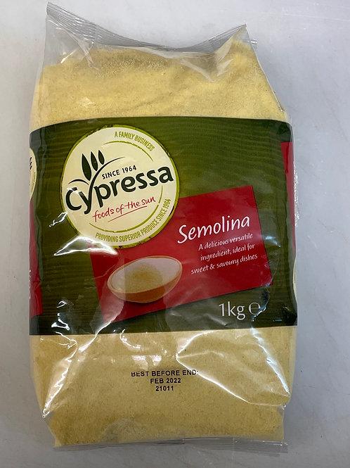 Cypressa Semolina Medium - 1kg