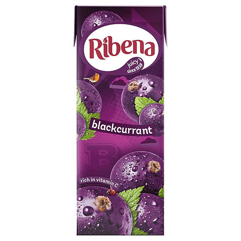 Ribena Blackcurrant - 250ml