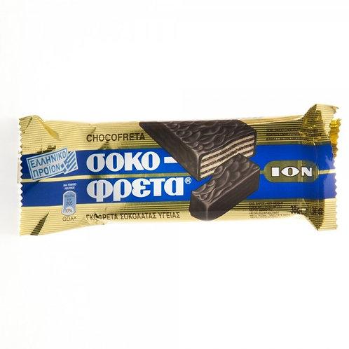 ION Wafer Dark chocolate - 38gr
