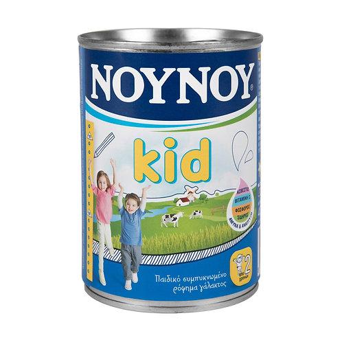 Nounou KID Evaporated Milk Pack-6
