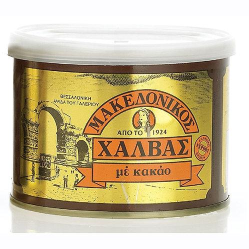 Macedonian Halva Cocoa tin 500gr