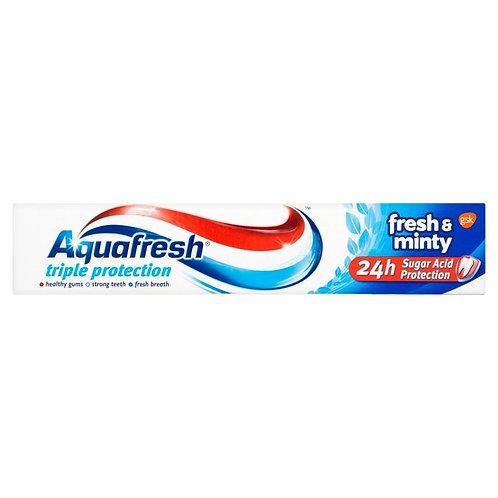 Aqua Fresh Triple Protection - 125ml