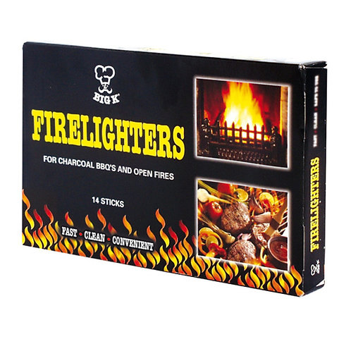 Big K Firelighters 14s