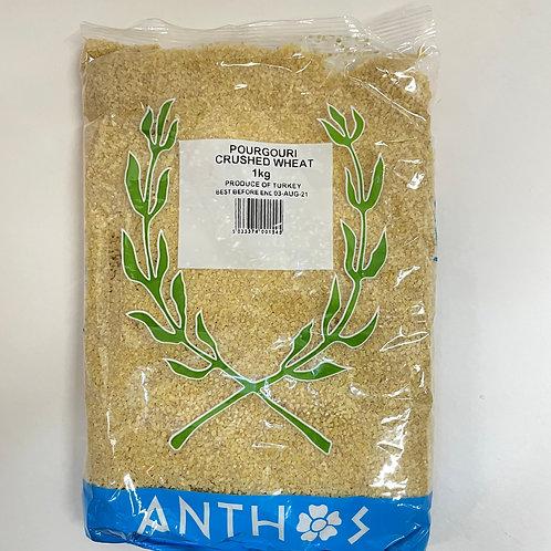 Anthos Bulgur Wheat - 1kg