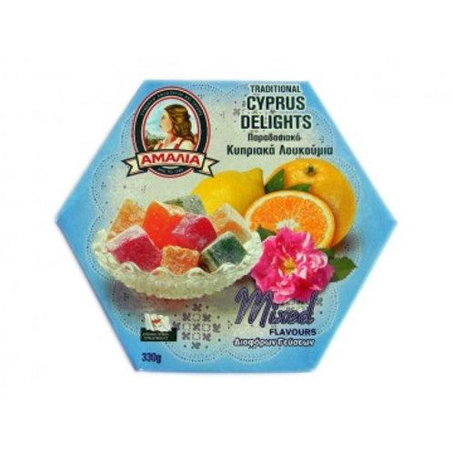 Amalia Cyprus Mix Delights - 300gr
